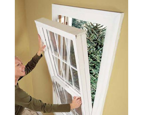Windows replacement windows new windows peak roofing for Installing new windows