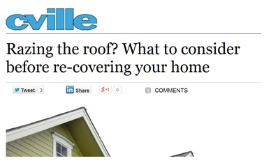 re-covering your home image