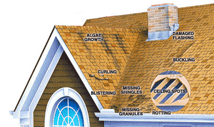 Signs Of Roof Leaks In Manassas Va