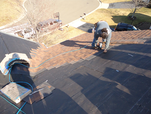 Exterior Projects Peak Roofing Contractors Inc