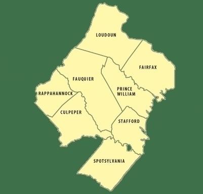 Service Area Map 4.16.15