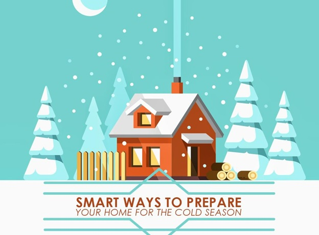 Smart Ways to Prepare Your Home for the Cold Season