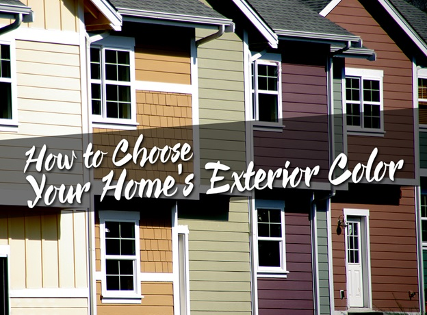 How to Choose Your Home's Exterior Color