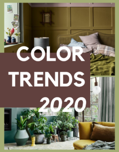 New Interior Paint Colors For 2020